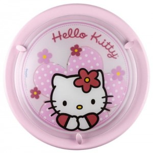 Lampa plafon Hello Kitty 30256