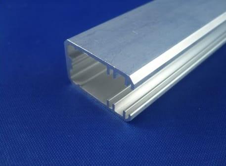 Profil Płaski Do Podświetlenia Szklanych Półek O Grubości 8mm 2 Metry