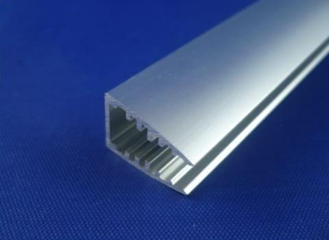 Profil Do Podświetlenia Szklanej Półki O Grubości 6mm 2 Metry